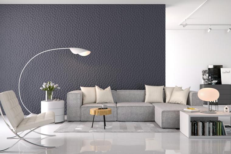 chambres modernes-petites-décorées-meubles