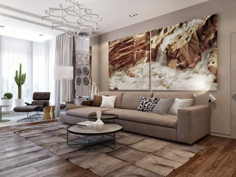 petites chambres-décorées-modernité