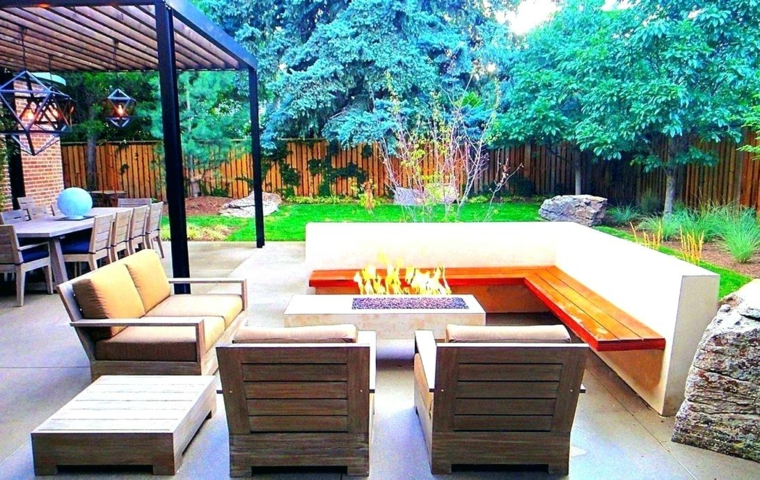 patio moderne