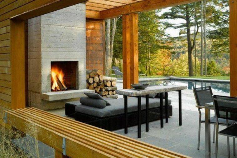 Taille des cheminées extérieures