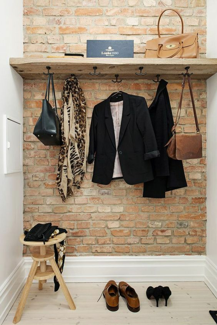 manteau porte-vetements