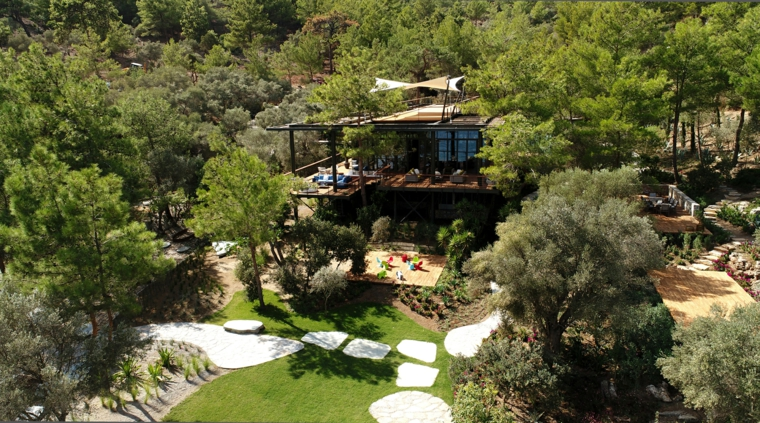 Le clubhouse Bodrum Demirbuku Houses