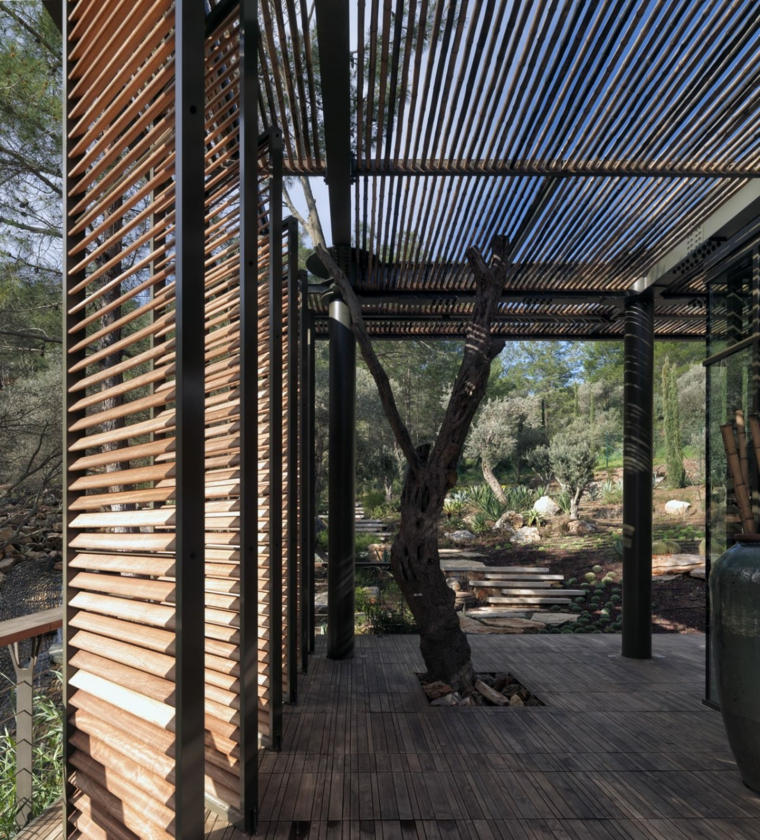 terrasses couvertes