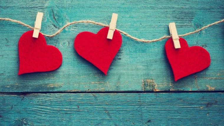 coeurs pour-san-Valentín