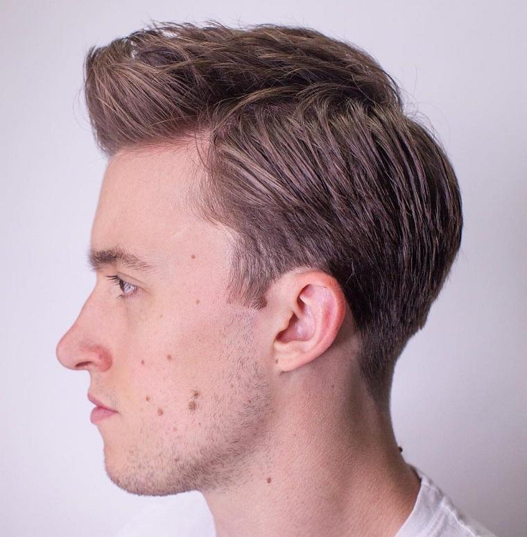 coiffures homme-idées-original-cheveux-longueur-médias