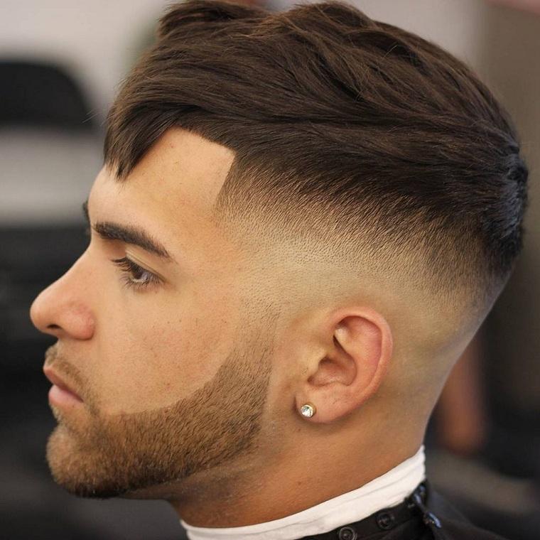 coiffures homme-idées-originaux-2018