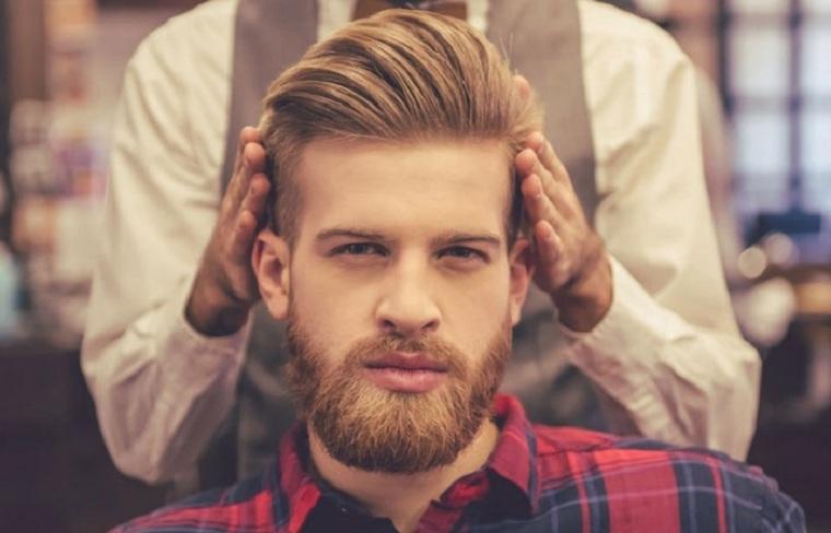 coiffures homme-idées-original-cheveux-long