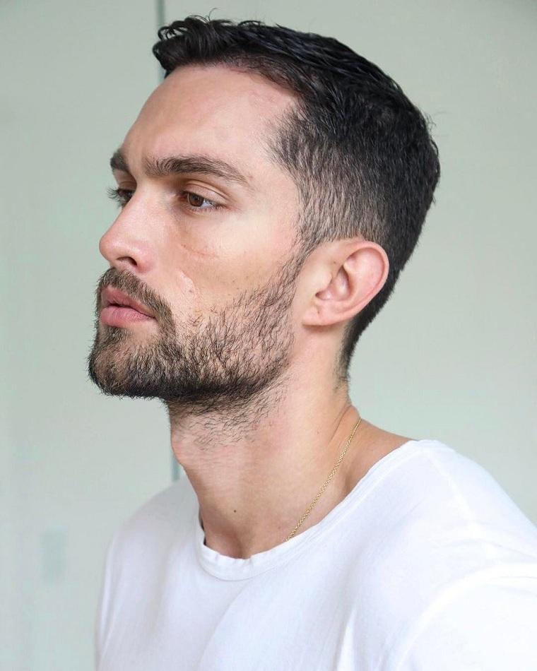 cheveux-homme-cheveux-idées-courtes