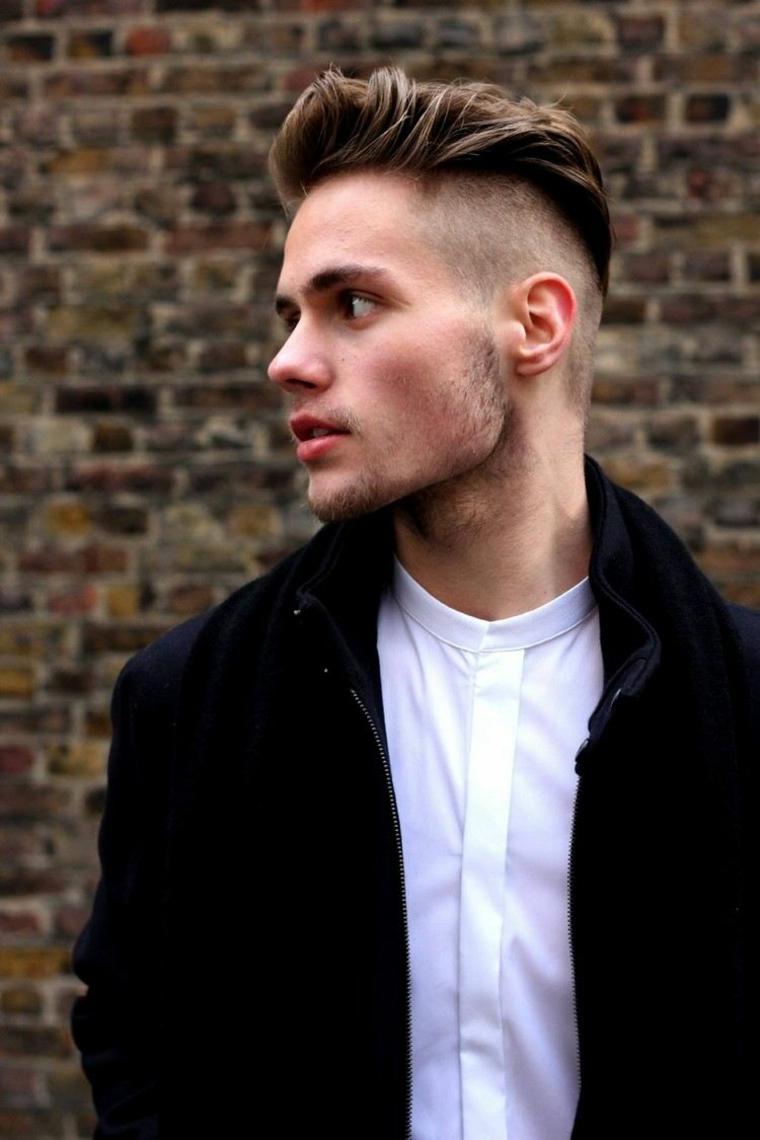 cheveux-côtés-rasé-options-mode-mâle