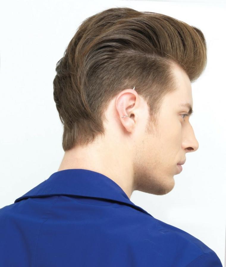 cheveux-long-haut-partie-tête-rasage-côtés