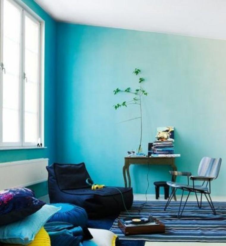 chambre-de-couleur-bleu