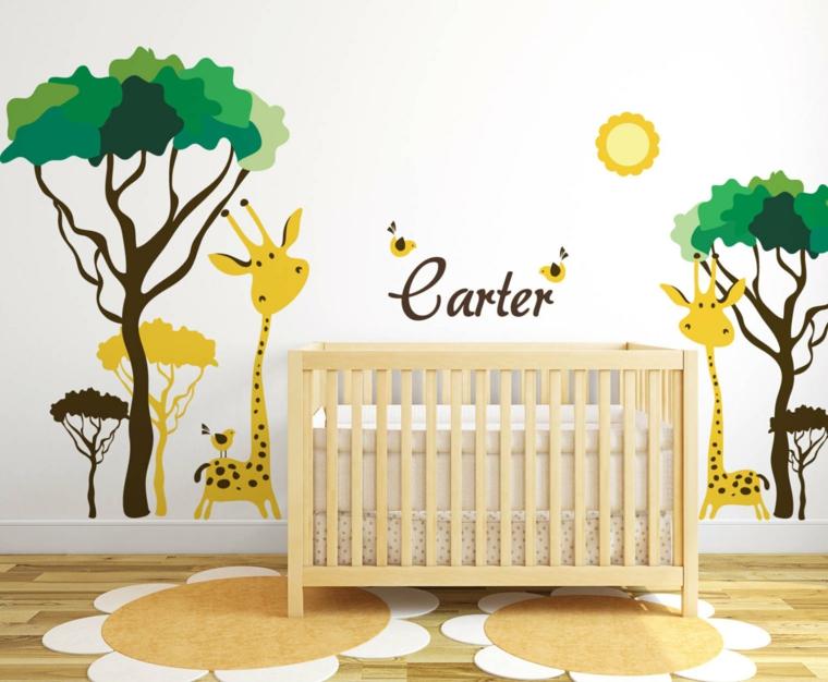 comment décorer une chambre pour bébé