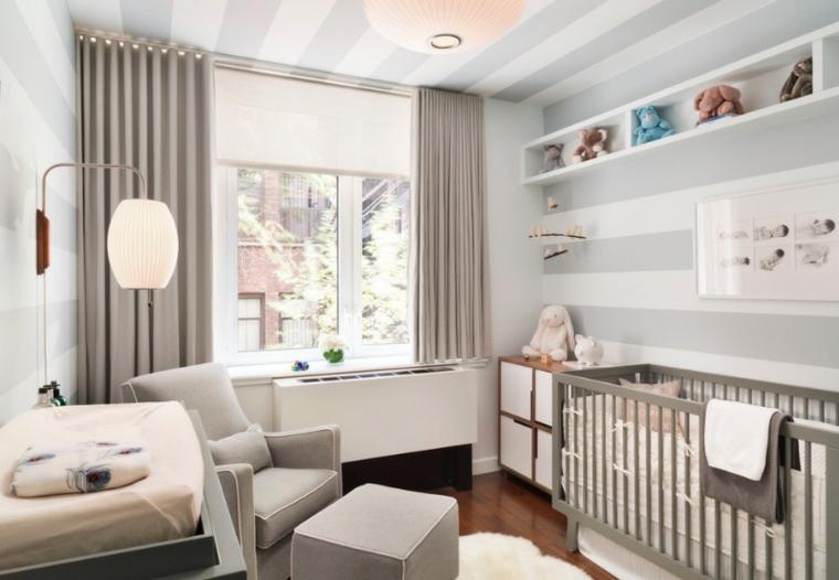 chambre-bébé-couleur-gris