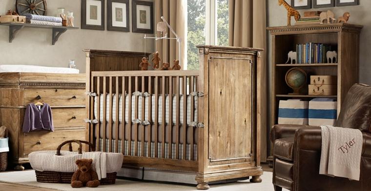 chambre-bébé-mobilier-en-bois