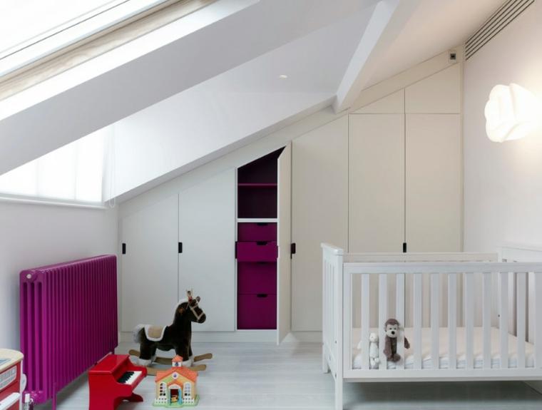 espace de rangement pour bébé