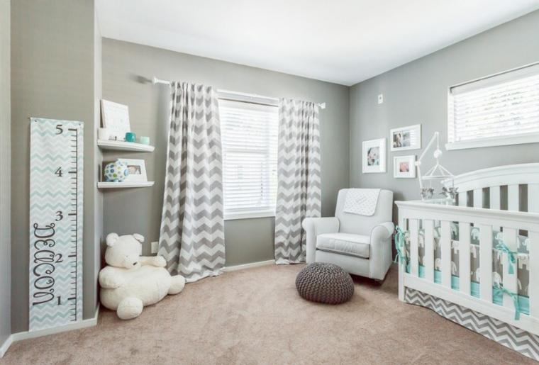 chambre-bébé-nuances-gris