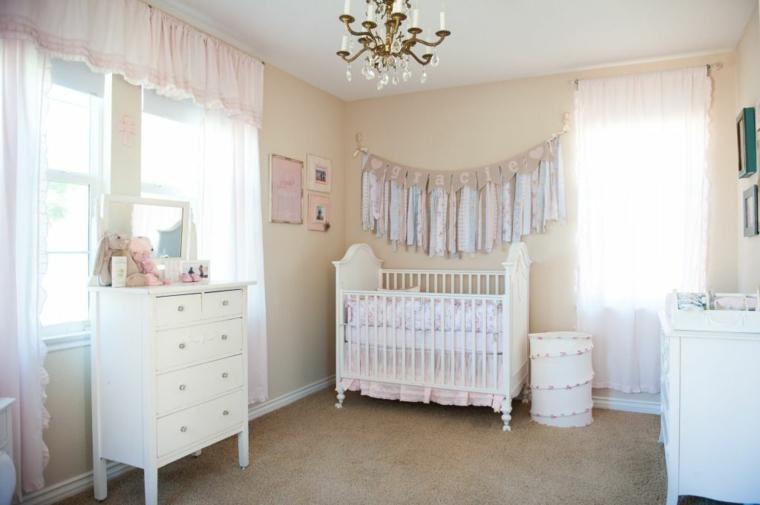 chambre de bébé-couleurs pastel