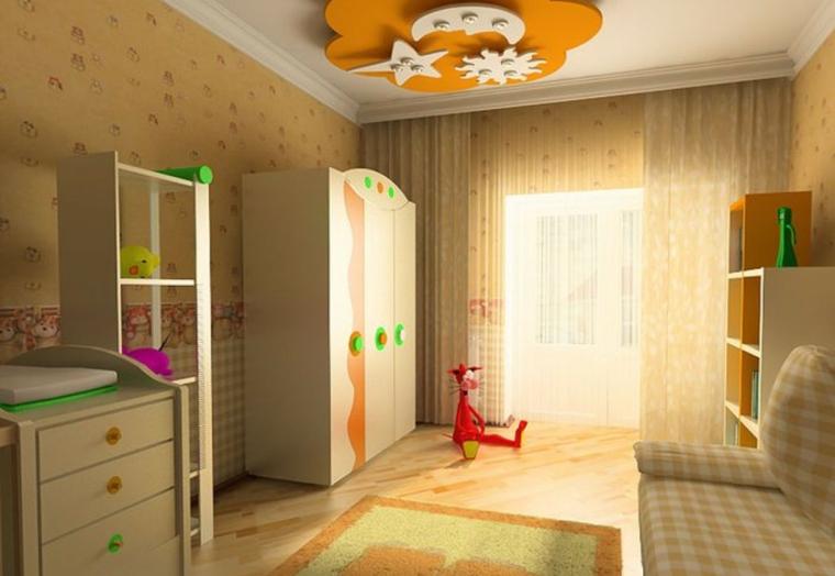 chambre à bébé