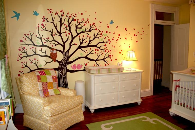 idées de décoration darbres
