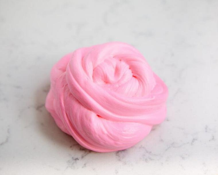 mucus de gorille rose