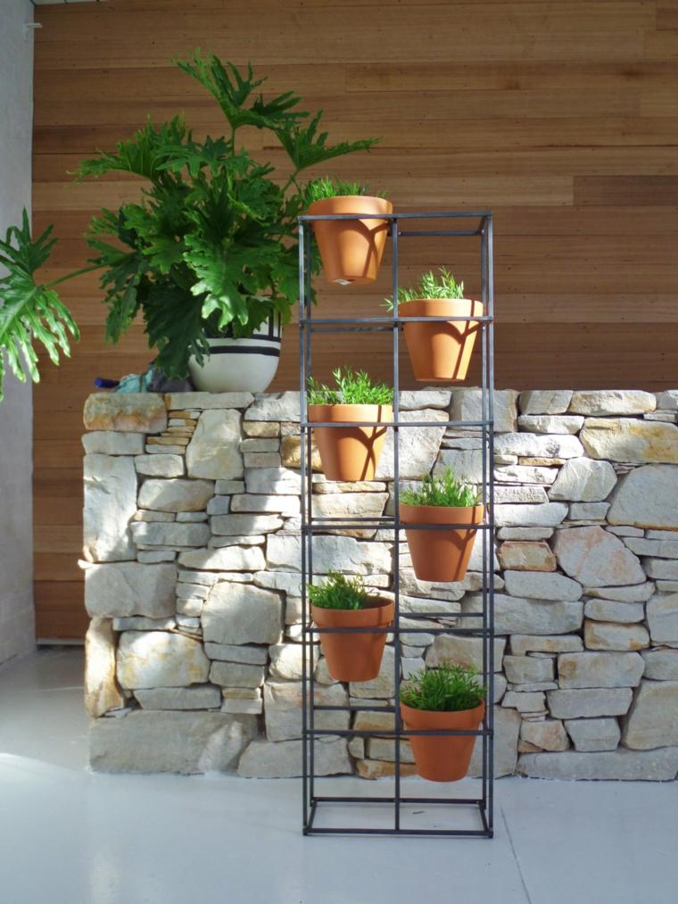 Comment faire un jardin vertical et sa conception dans les - Comment faire un jardin vertical ...