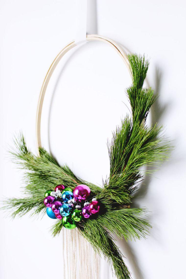 diy-corona-navidad-ideas-estilo-scandinavo-bella