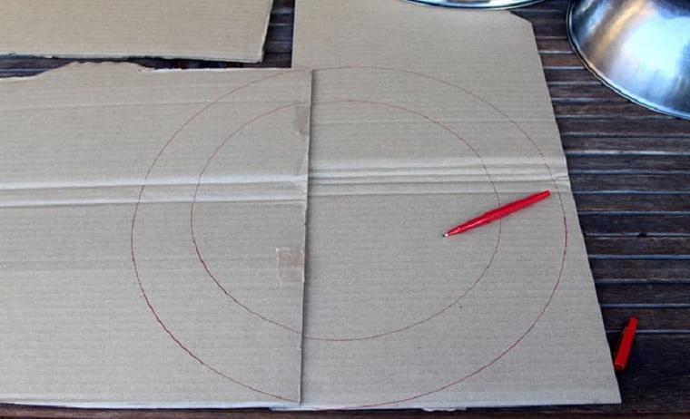 couronne-noël-bricolage-aro-carton-idées