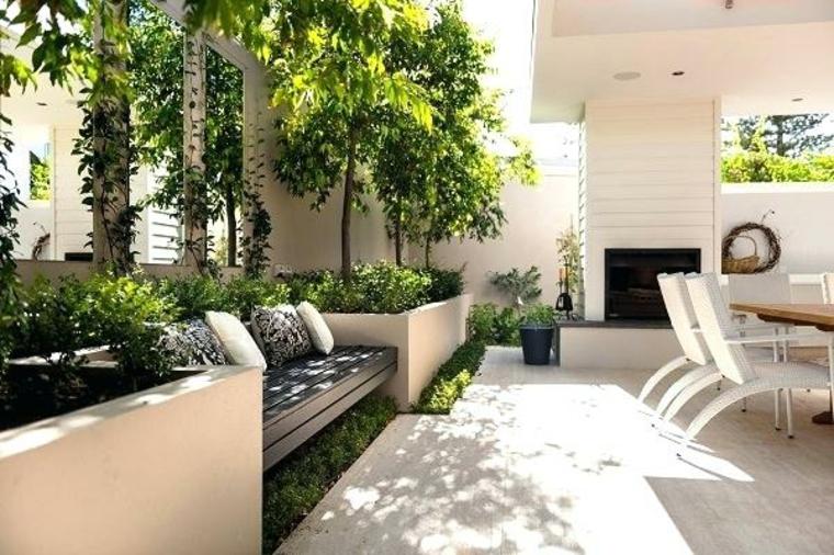 style de conception de jardins
