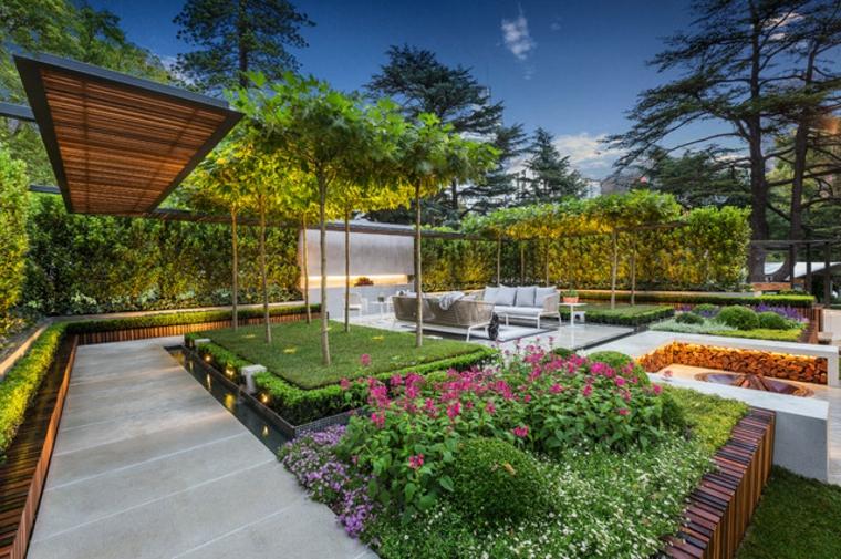 idées design jardins