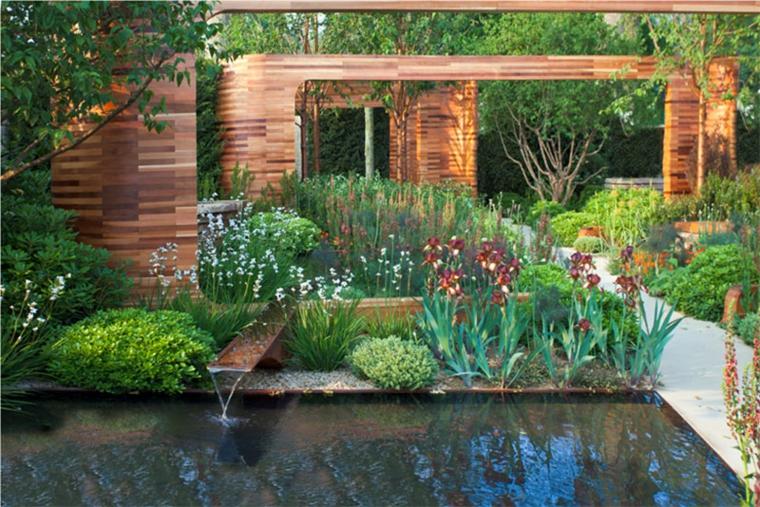 tendances design des jardins