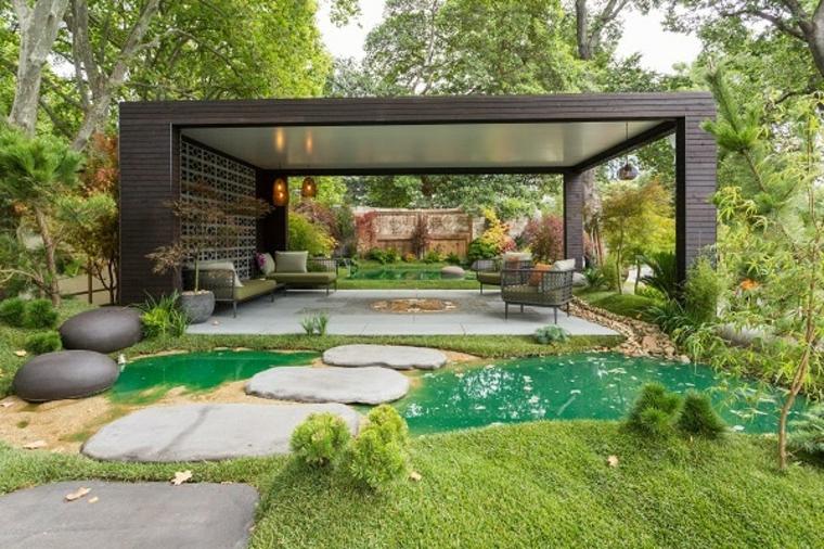 jardins de pergola design