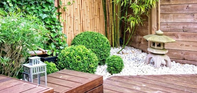 concevoir des jardins zen