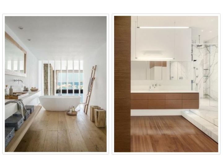 salle de bain conçoit des effets modernes
