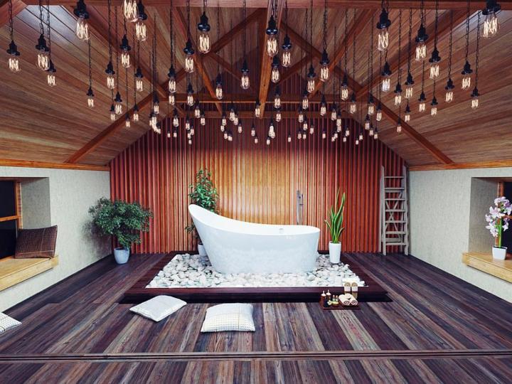 lampes-plafonds-bois