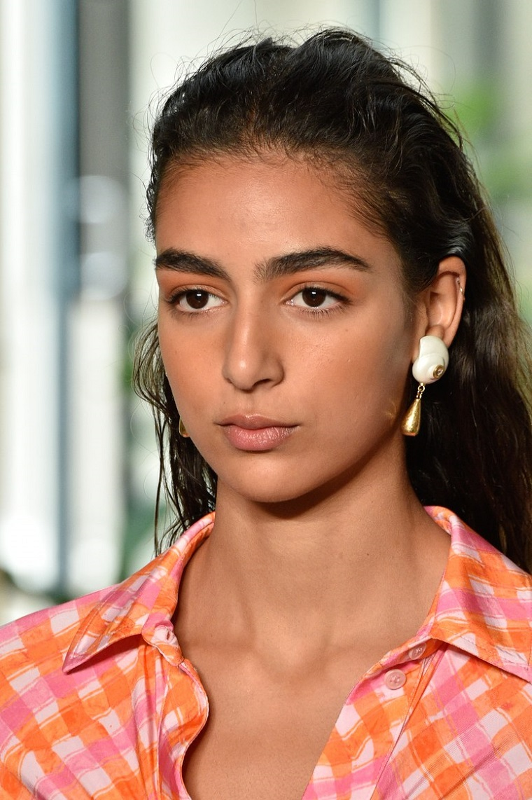 altuzarra-fashion-spring-2019-makeup-ideas