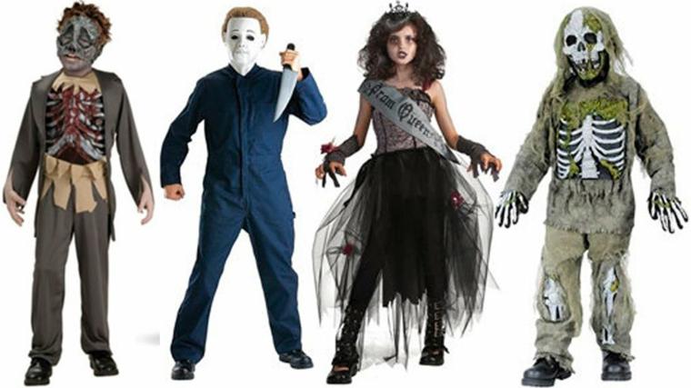 costumes dhalloween pour les enfants-intéressant