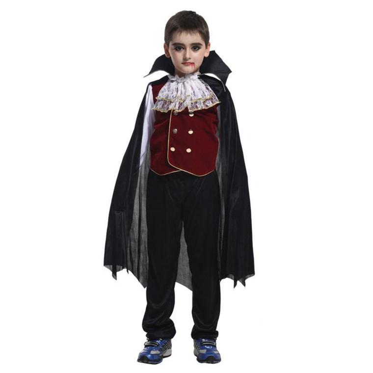 costumes dhalloween pour les enfants gothiques
