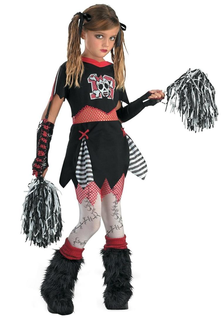 costumes dhalloween pour enfants-filles-gothiques