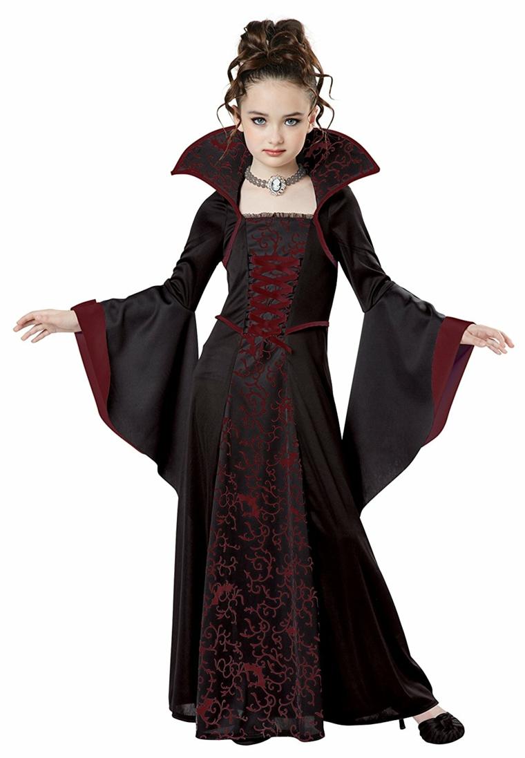 costumes dhalloween pour filles-sorcière