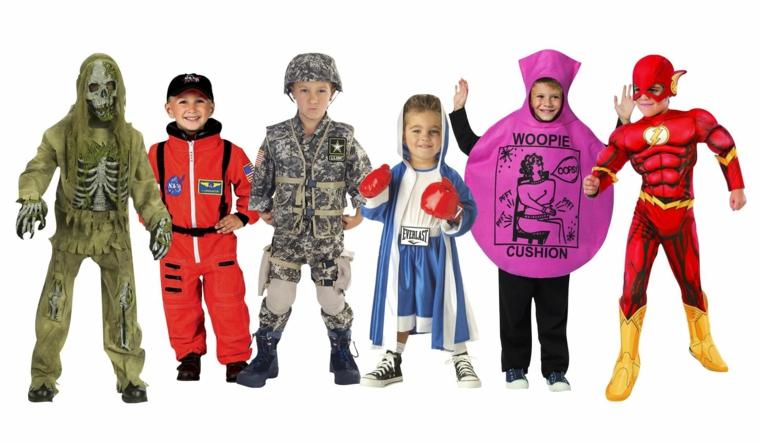 costumes dhalloween pour enfants-original