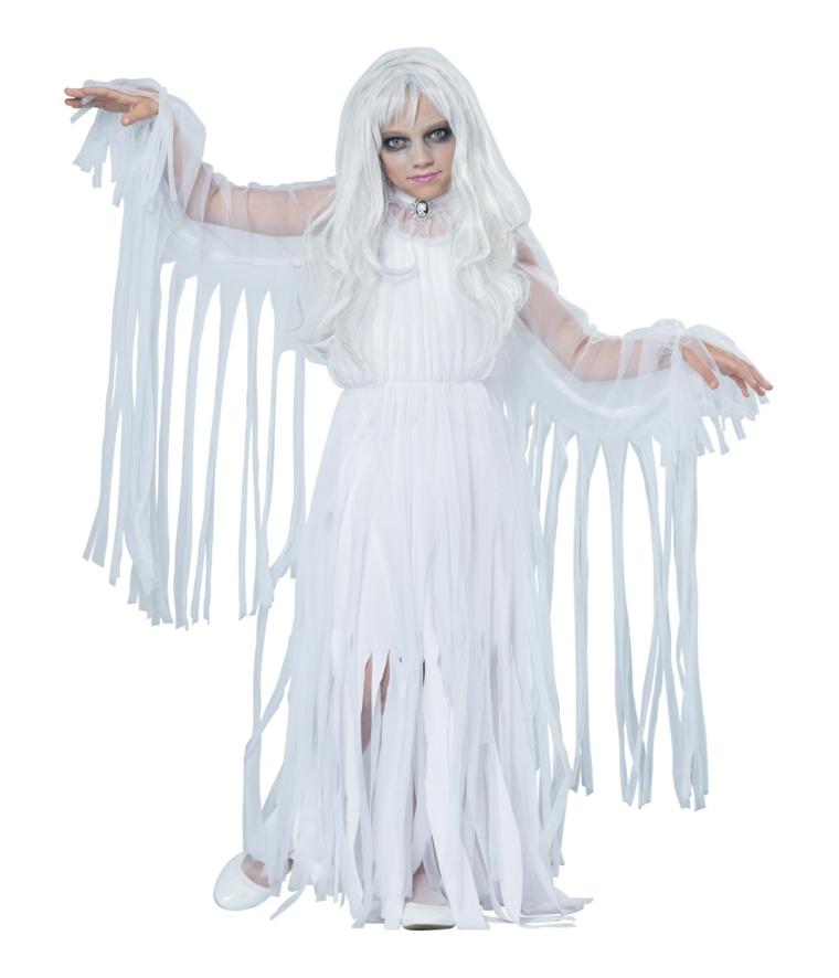 beaux costumes pour les filles fantômes
