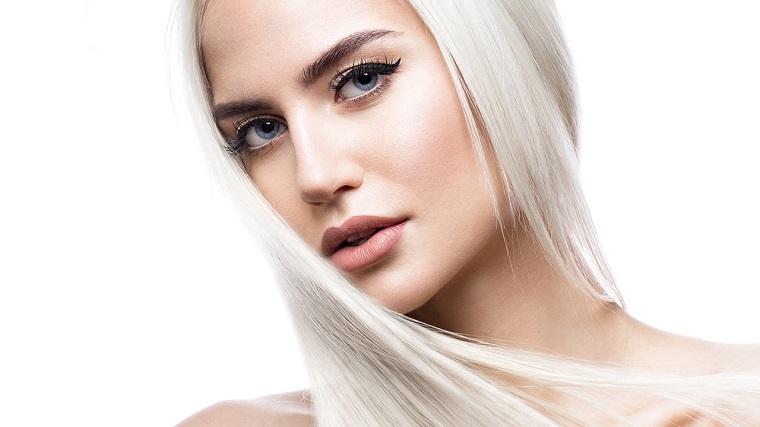 Couleurs de cheveux à la mode 2018-ideas-blond'platinum'options