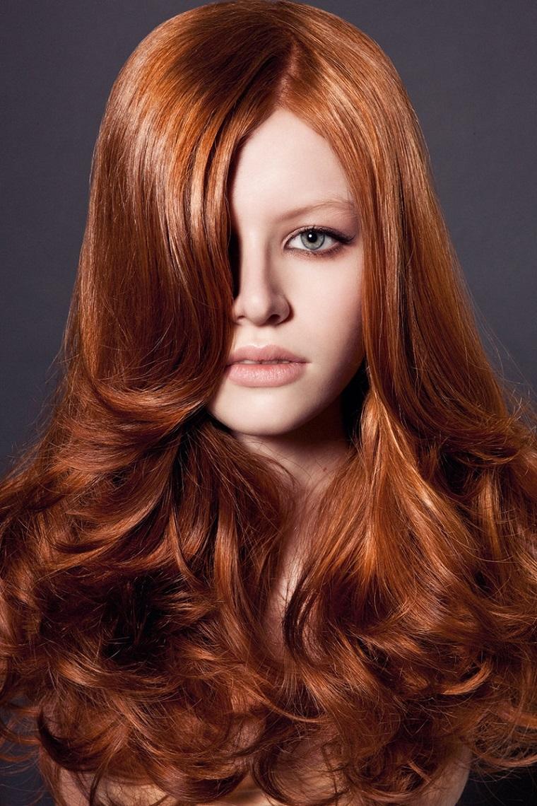 couleurs-de-cheveux-de-la-mode-2018-idees-rouge-gingembre