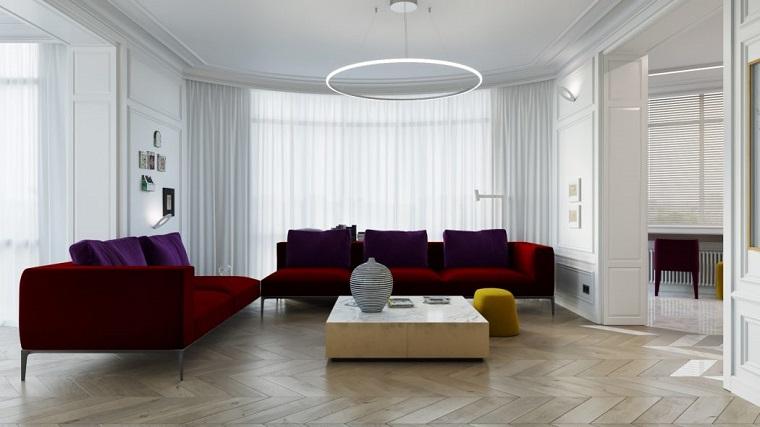 appartement conçu par les architectes azovskiypahomova
