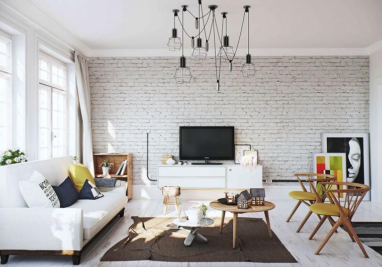 couleurs pour les maisons modernes lignes épurées jaune