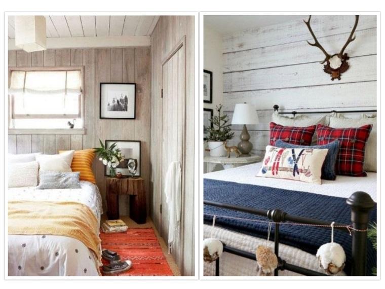 couleurs pour les maisons espaces rustiques