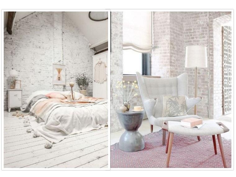 chambres-briques-chaises-blanches