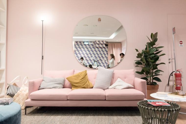 couleurs-tendance-2019-idées-couleur-rose-lumière