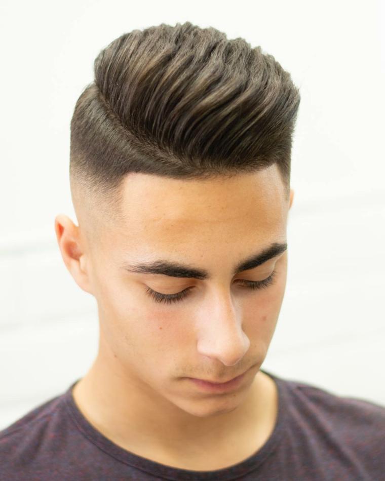 cheveux-homme-options-originaux-garçon-jeune
