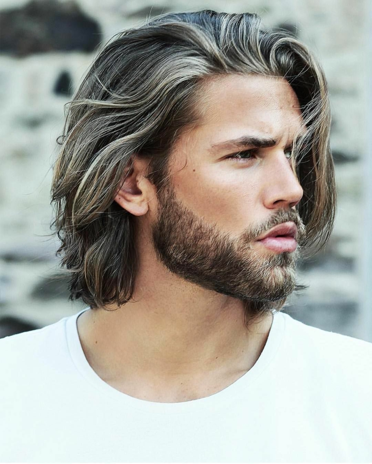 cheveux-long-barab-style homme